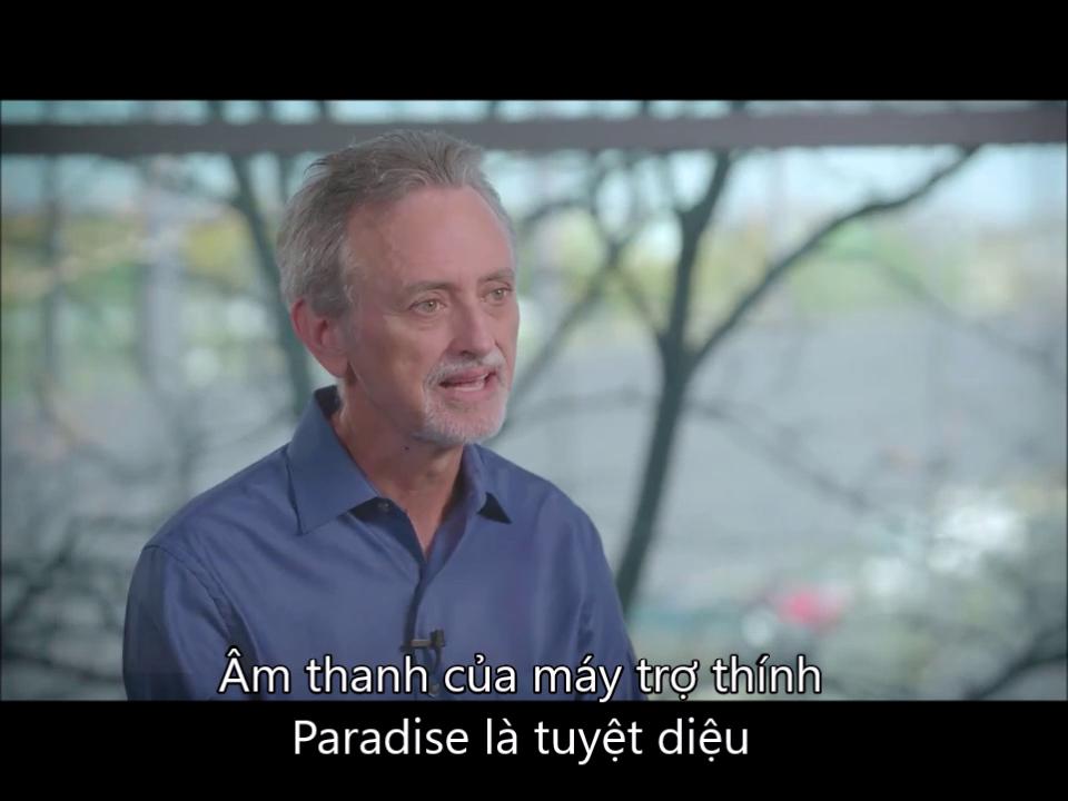 CHIA SẺ TRẢI NGHIỆM NGHE TỪ PHONAK PARADISE