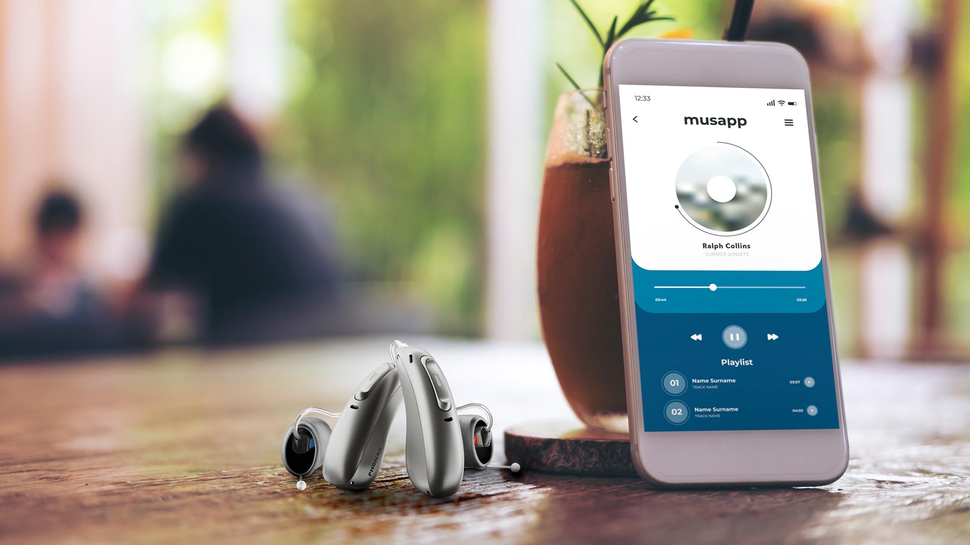 ActiveVent™ Receiver - Đầu thu trợ thính thông minh đầu tiên trên thế giới